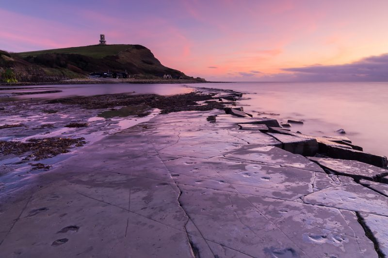 Kimmeridge Bay © David Briard