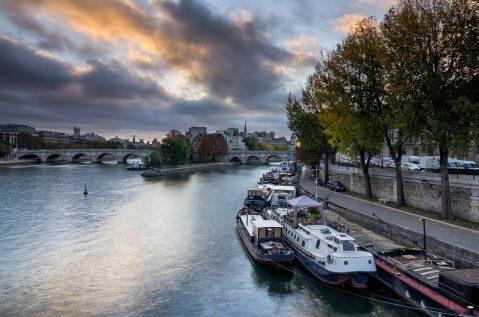 L'Île de la Cité © David Briard