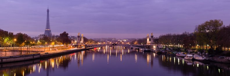 Pont Alexandre III © David Briard