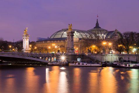 Le Grand Palais © David Briard