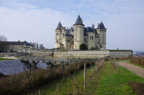 Château de Saumur © David Briard