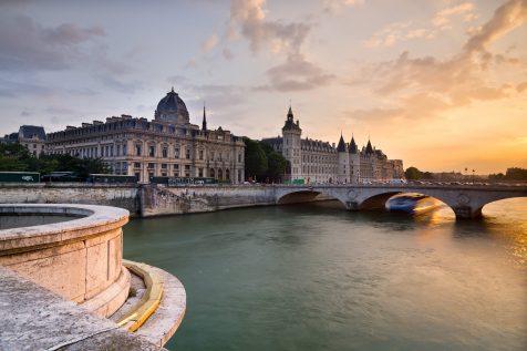 La conciergerie, Paris, France © David Briard