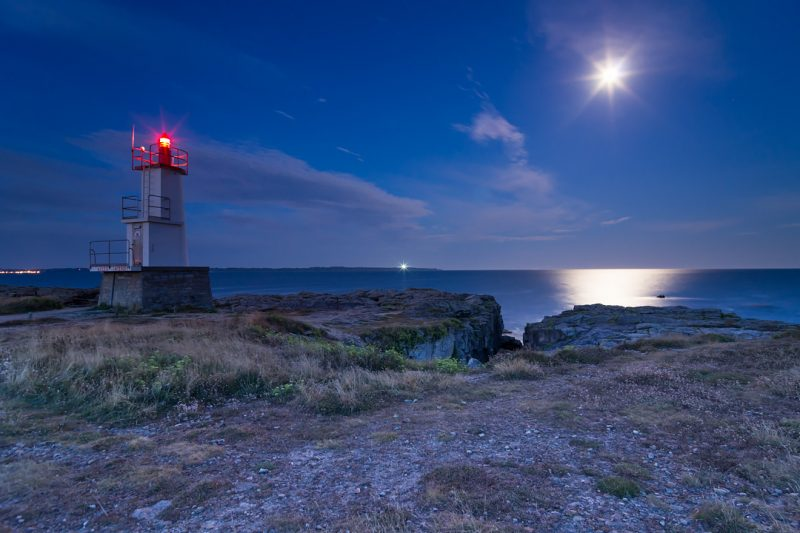 Phare de Kerroc'h © David Briard