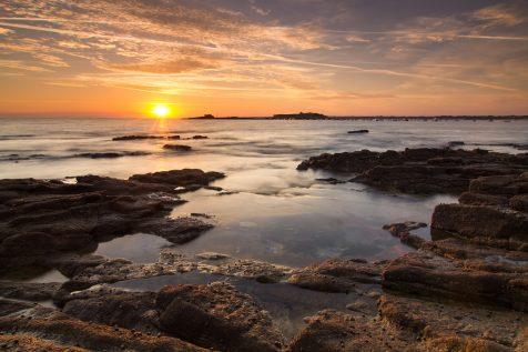 Coucher de soleil © David Briard