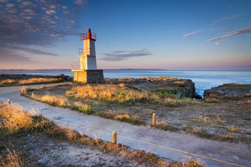 Le phare de Kerroc'h © David Briard