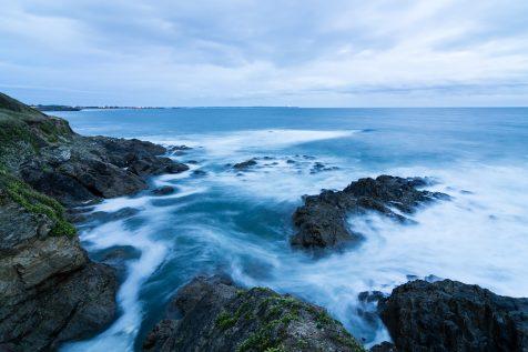 Mer agitée © David Briard