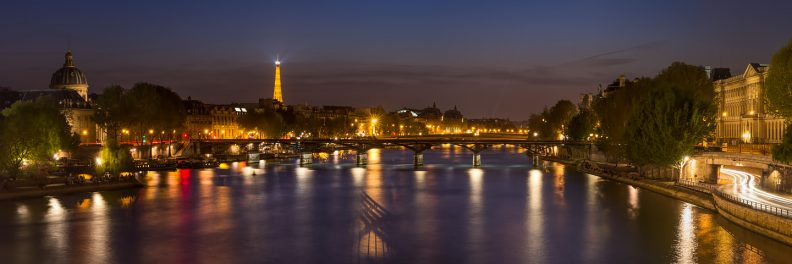 Pont des Arts © David Briard