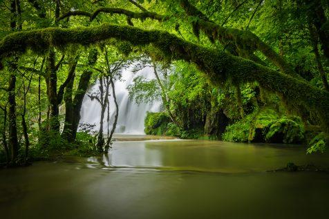 Cascade des Tufs © David Briard