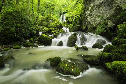 Cascade du Verneau © David Briard