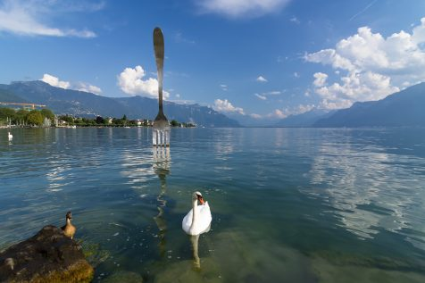 La Fourchette de Vevey © David Briard