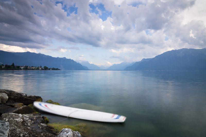 Le Lac Léman © David Briard