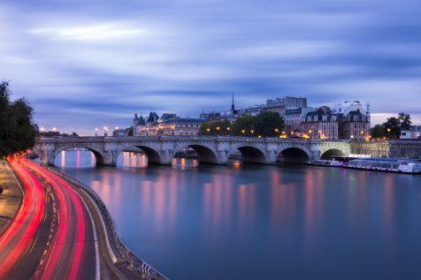 Pont Neuf and Île de la Cité © David Briard