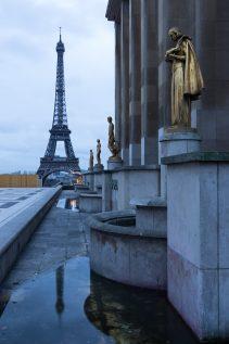 Trocadéro et Tour Eiffel © David Briard