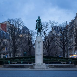 Place du Trocadéro © David Briard