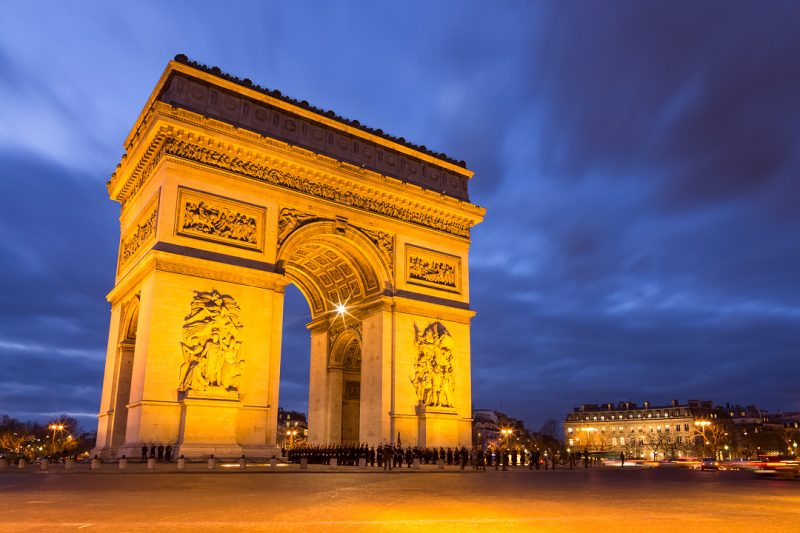 Arc de Triomphe © David Briard