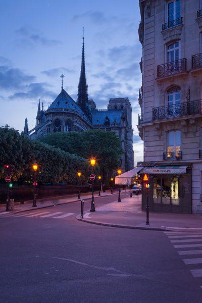 Notre Dame et Esmeralda © David Briard