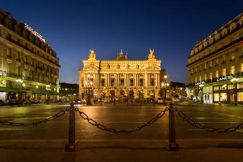L'Opéra Garnier © David Briard