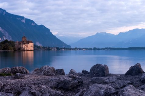 Chillon Castle © David Briard