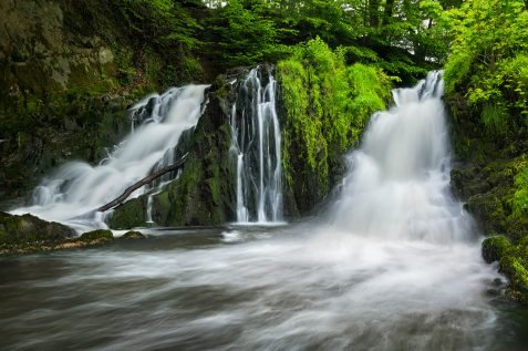 Cascade du Blangy © David Briard