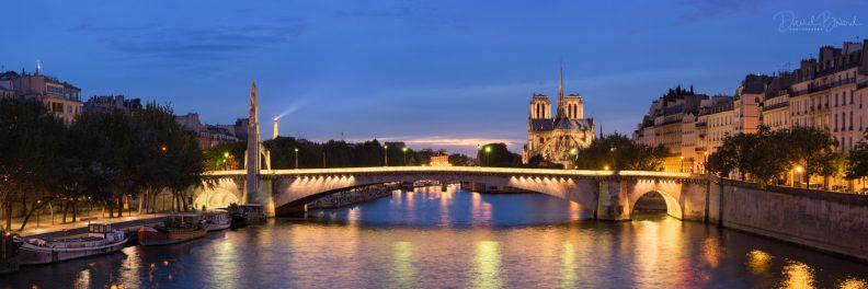 Pont de la Tournelle © David Briard