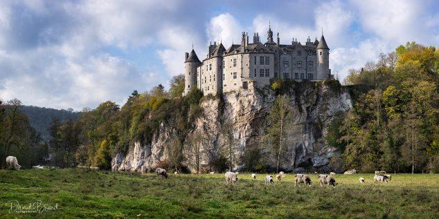 Walzin Castle © David Briard