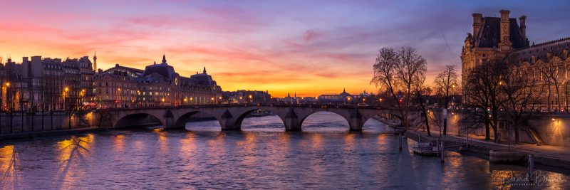 The Pont Royal © David Briard