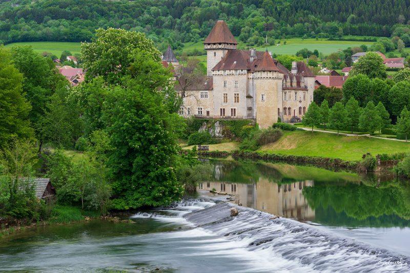 Cléron Castle © David Briard