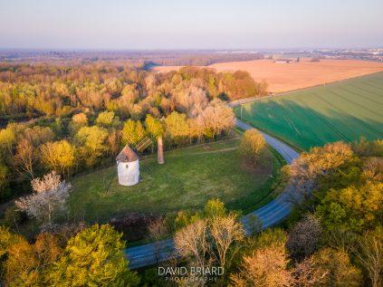 Le moulin de Belle-Assise © David Briard